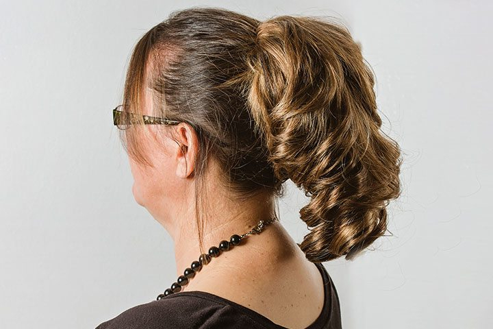 The Perfect Messy Bun Maker, Messy Bun Maker, Bun Maker Hair In Blinged Out Bun Updo Hairstyles (View 15 of 25)