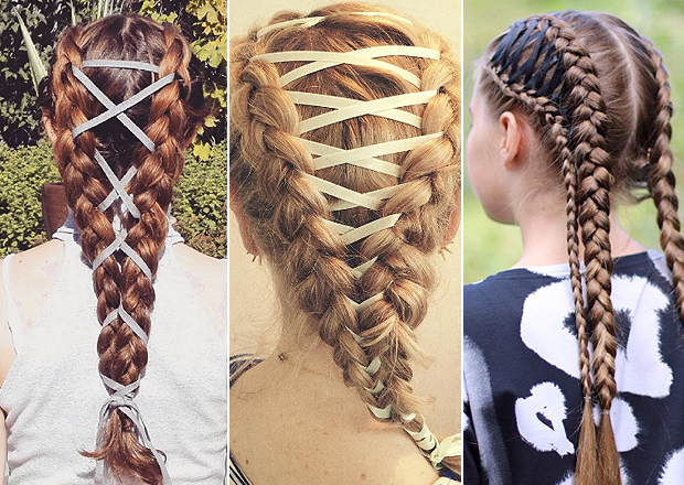 This Is The Latest Braid Hairstyle Trend Taking Over – Fpn Within Most Current Corset Braided Hairstyles (View 18 of 25)
