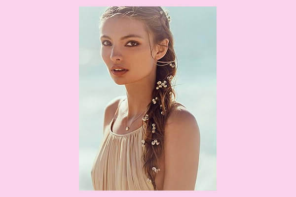 Types Of Messy Braid Hairstyles | Bebeautiful Pertaining To 2020 Messy Crown Braided Hairstyles (View 19 of 25)