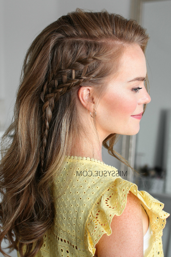 Undercut Archives | Missy Sue Inside Most Recently Peek A Boo Braided Hairstyles (View 25 of 25)