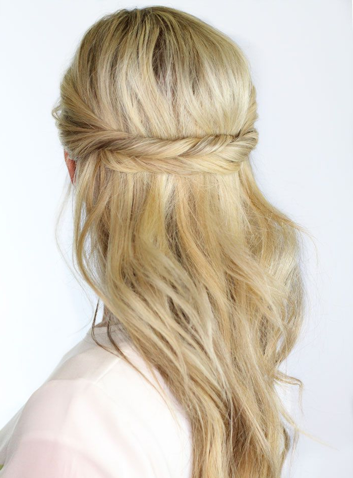 Unique Fishtail Crown Braided Hairstyles   Full Dose Intended For Recent Fishtail Crown Braided Hairstyles (View 11 of 25)