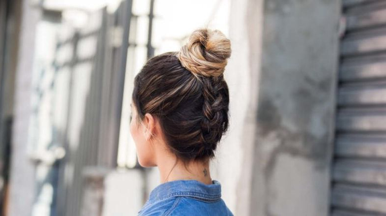 Upside Down Braid: 2 Different Ways To Create This Style With Regard To Newest Braided Underside Hairstyles (View 25 of 25)