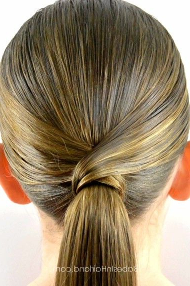 V Wrapped Ponytail | !! Top Bloggers To Follow On In Wrapped Ponytail Hairstyles (View 5 of 25)