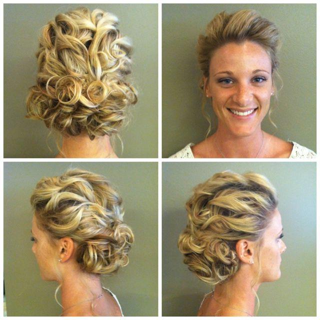 Featured Photo of High Volume Donut Bun Updo Hairstyles