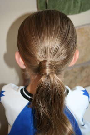 Wrapped Ponytail | Cute Girls Hairstyles For Wrapped Ponytail Hairstyles (View 4 of 25)