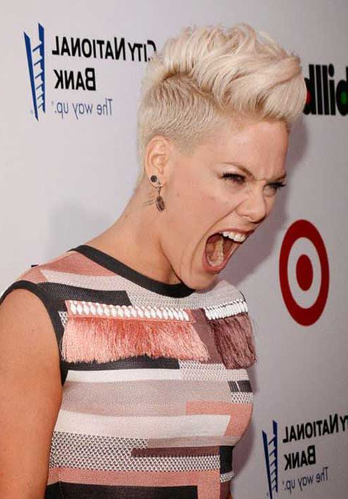 10 Best Mohawk Pixie Cut Inside Pixie Mohawk Haircuts For Curly Hair (View 22 of 25)