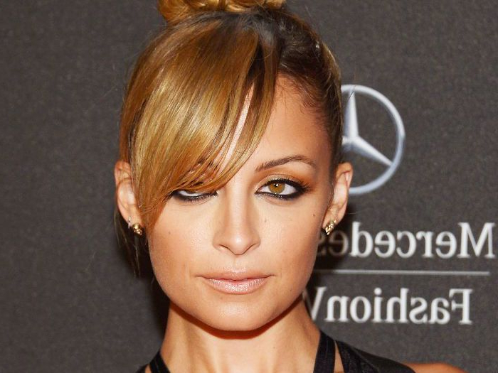 10 Cool (And Easy) Buns That Work For Short Hair Throughout Braided Bun Hairstyles With Puffy Crown (View 18 of 25)