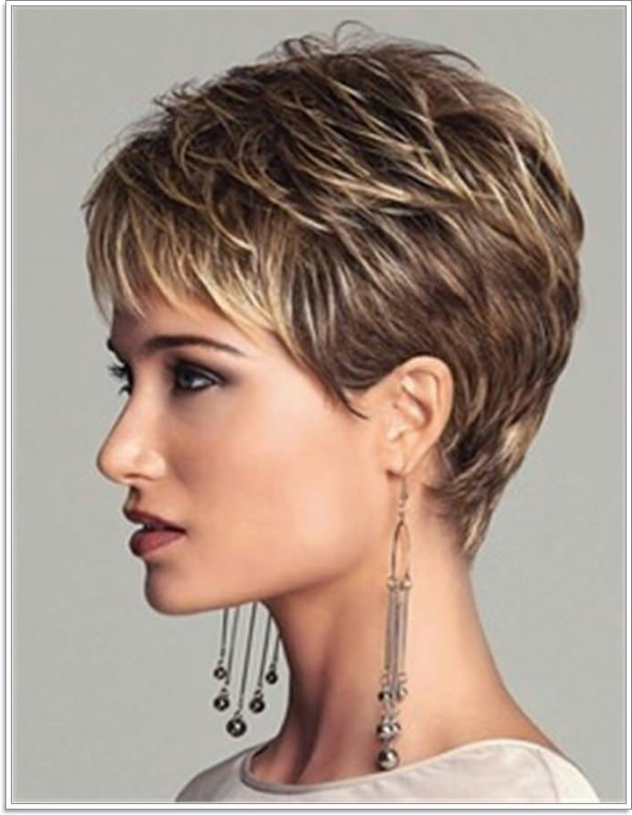 100+ Short Hairstyles For Women Approvedjohn Frieda's Method Within Highlighted Pixie Hairstyles (View 6 of 25)