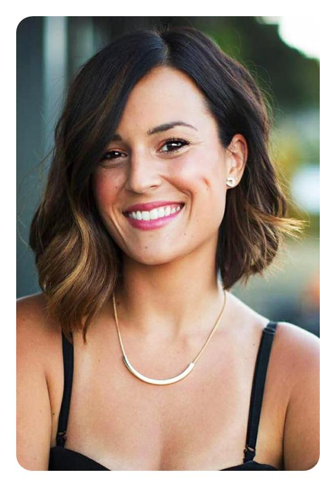 101 Asymmetrical Bob Hair Ideas For The Year 2019 – Style Easily With Regard To Classic Bob Hairstyles With Side Part (View 10 of 25)