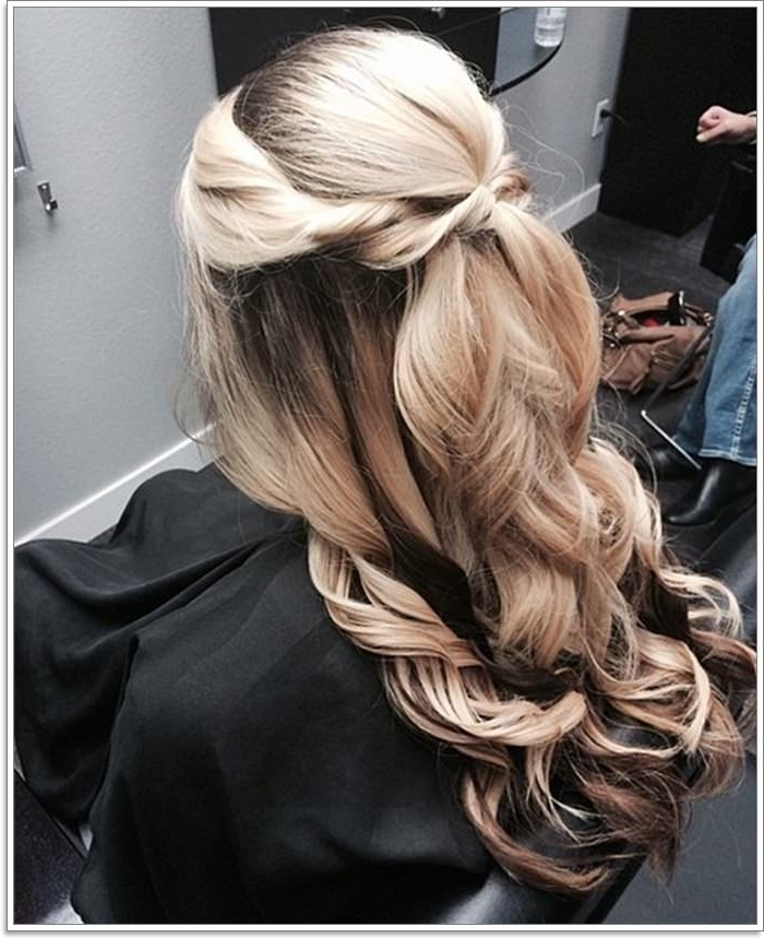 101 Breathtaking Homecoming Hairstyles For You Throughout High Looped Ponytail Hairstyles With Hair Wrap (View 18 of 25)