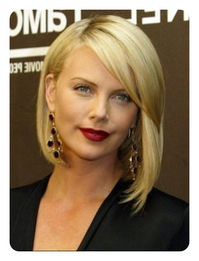 108 Asymmetrical Bob Hairstyles – This Century's Most Intended For Glam Blonde Bob Haircuts (View 20 of 25)
