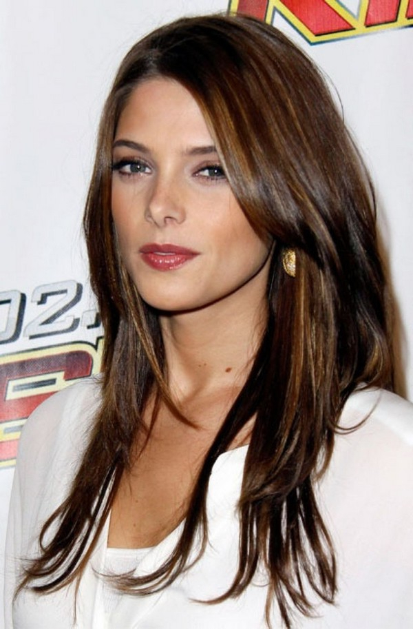 111 Best Layered Haircuts For All Hair Types [2019 Regarding Long Straight Layered Hairstyles With Fringes (View 21 of 25)