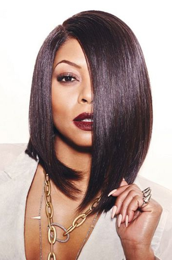 Featured Photo of Classic Bob Hairstyles With Side Part
