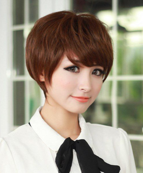 14+ Short Korean Hairstyles 2017 – Goostyles – Page 3 Of 4 Within Textured Pixie Asian Hairstyles (View 25 of 25)