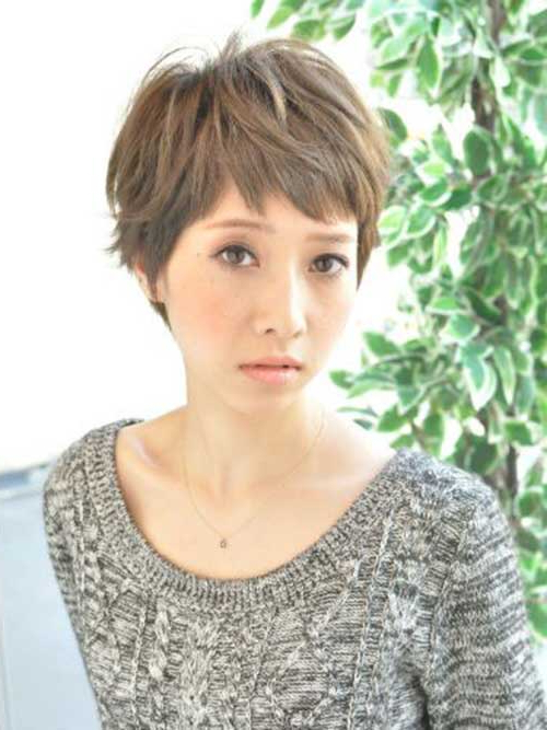 15 Pixie Cut Asian   Pixie Cut – Haircut For 2019 Intended For Messy Pixie Asian Hairstyles (View 9 of 25)