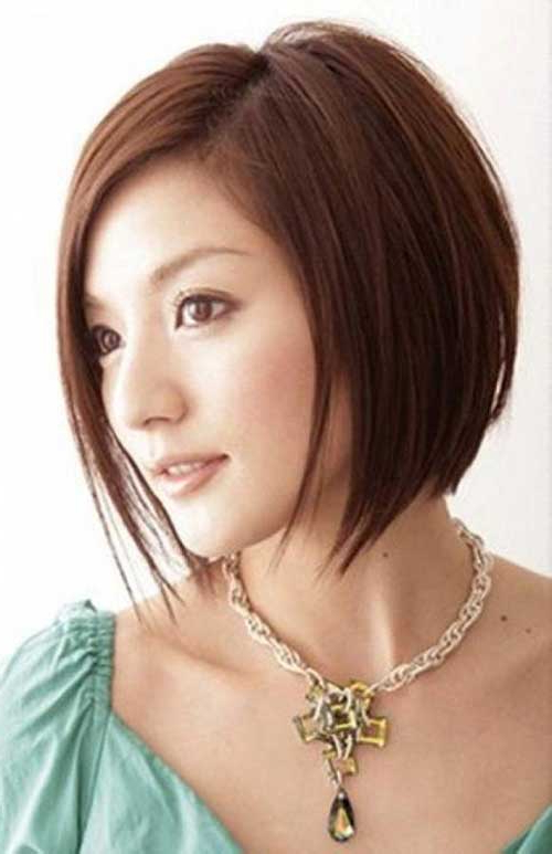 15 Super Japanese Bob Hairstyles | Bob Hairstyles 2018 Intended For Elongated Bob Asian Hairstyles (View 8 of 25)