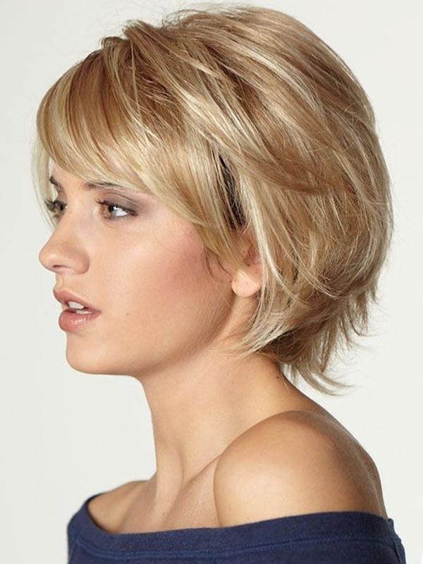 155 Cute Short Layered Haircuts (With Tutorial) In Layered Short Bob Haircuts (View 22 of 25)