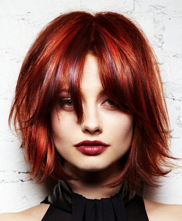 18 Best Fringe Bob Haircut For Any Occasion | Hairs (View 18 of 25)