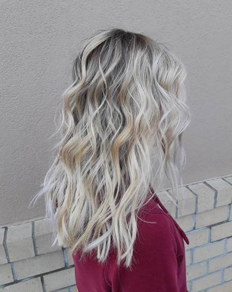 20 Ash Blonde Ombre To Inspire Your 2019 Look Within Ash Bronde Ombre Hairstyles (View 25 of 25)