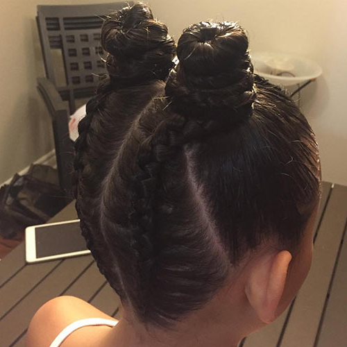 20 Best Bantu Knots Hairstyles Throughout Mohawk Hairstyles With Braided Bantu Knots (View 21 of 25)