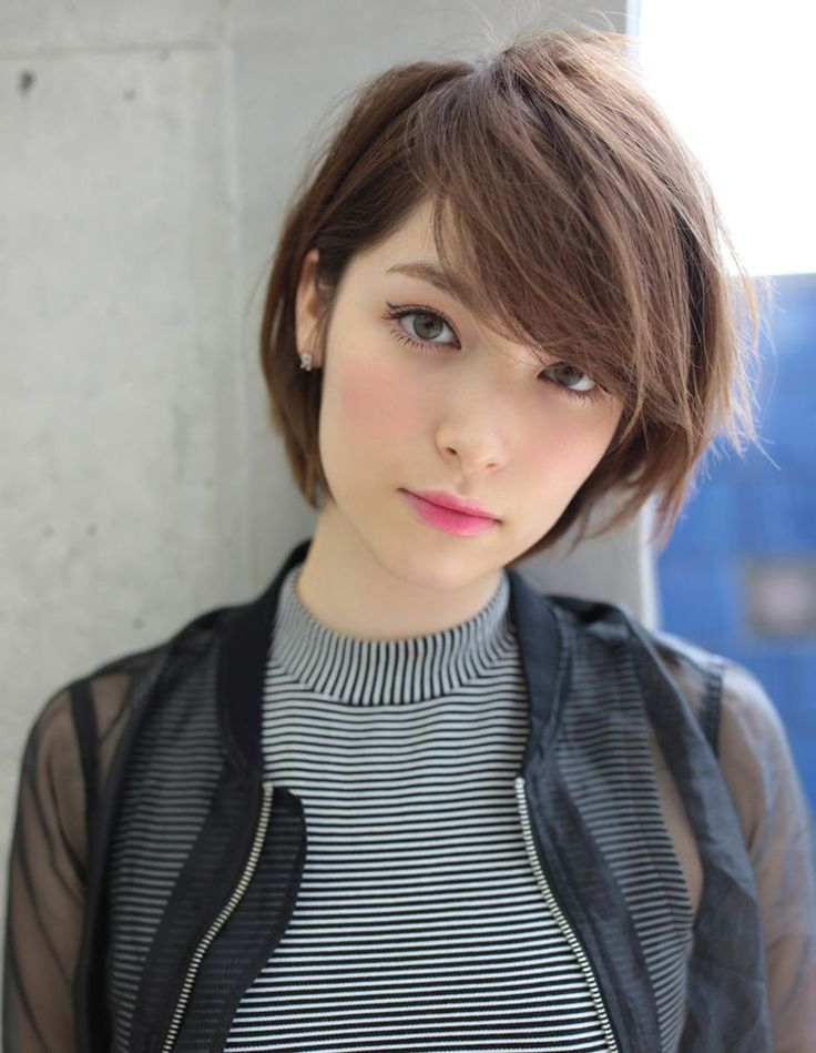 20 Charming Short Asian Hairstyles For 2020 In 2019   Asian Regarding High Pixie Asian Hairstyles (View 2 of 25)