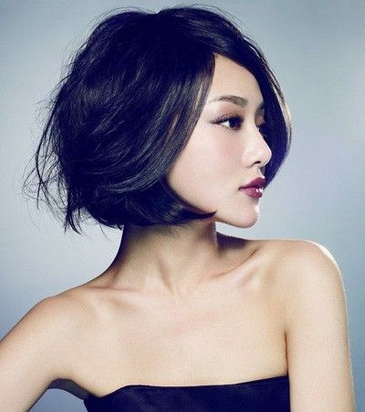20 Charming Short Asian Hairstyles For 2020 In Classic Straight Asian Hairstyles (View 10 of 25)