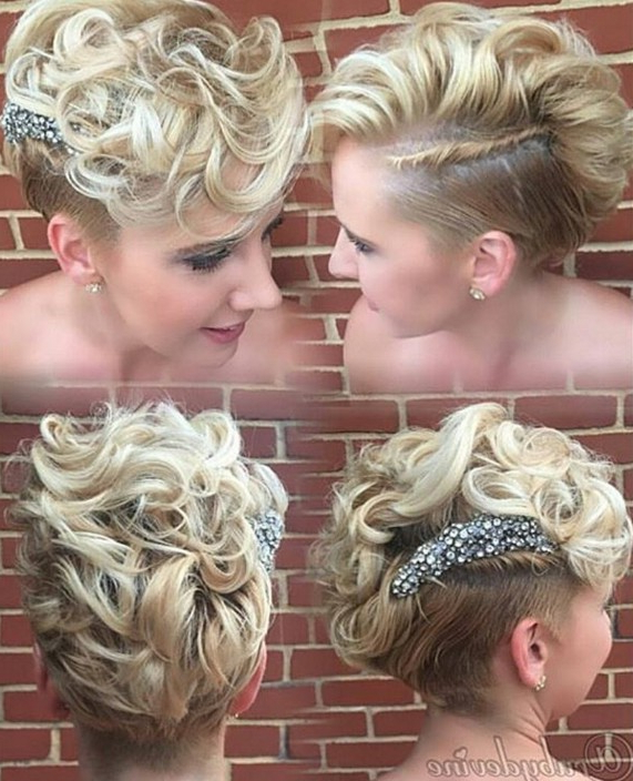 20 Fabulous Long Pixie Haircuts – Nothing But Pixie Cuts! With Glamorous Pixie Hairstyles (View 18 of 25)