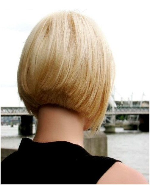 20 Glamorous Bob Hairstyles For Fine Hair: Easy Short Hair Inside Glam Blonde Bob Haircuts (View 24 of 25)