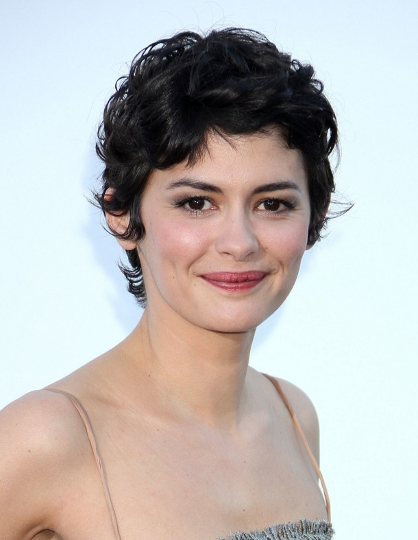 20 Lovely Wavy & Curly Pixie Styles: Short Hair – Popular With Pixie Haircuts With Tight Curls (View 14 of 25)