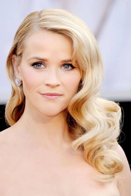 22 Blonde Ideas For Every Hair Texture   Hollywood Hair For Retro Side Hairdos With Texture (View 12 of 25)