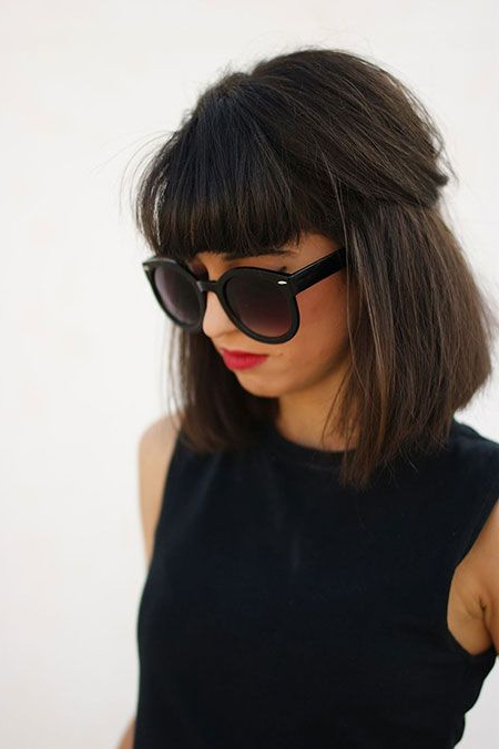 22 Bright Bob Hairstyles With Bangs: Style, Texture & Colour Throughout Bright Bob Hairstyles (View 23 of 25)