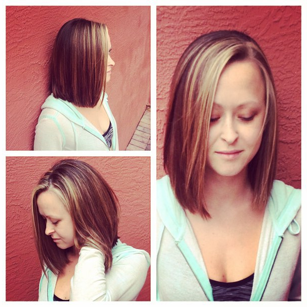 22 Chic A Line Bob Hairstyles – Hairstyles Weekly Regarding Pink Asymmetrical A Line Bob Hairstyles (View 16 of 25)