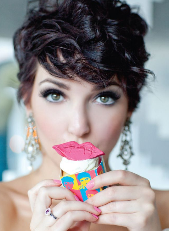 22 Glamorous Curly Pixie Hairstyles For Women – Pretty Designs Throughout Glamorous Pixie Hairstyles (View 9 of 25)