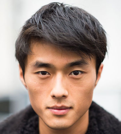 23 Popular Asian Men Hairstyles (2019 Guide) In Classic Straight Asian Hairstyles (View 5 of 25)
