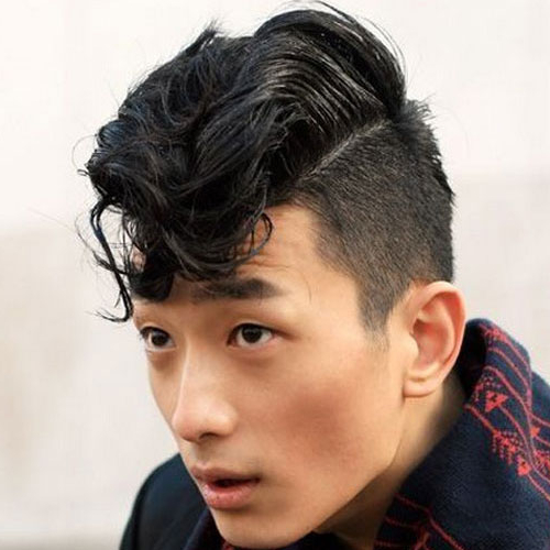23 Popular Asian Men Hairstyles (2019 Guide) Throughout Classic Straight Asian Hairstyles (View 14 of 25)