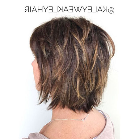 23 Short Hairstyles And Highlights | Short Hairstyles In Highlighted Short Bob Haircuts (View 22 of 25)