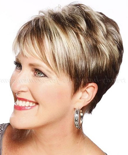 23 Short Hairstyles And Highlights | Short Hairstyles Within Highlighted Pixie Hairstyles (View 17 of 25)