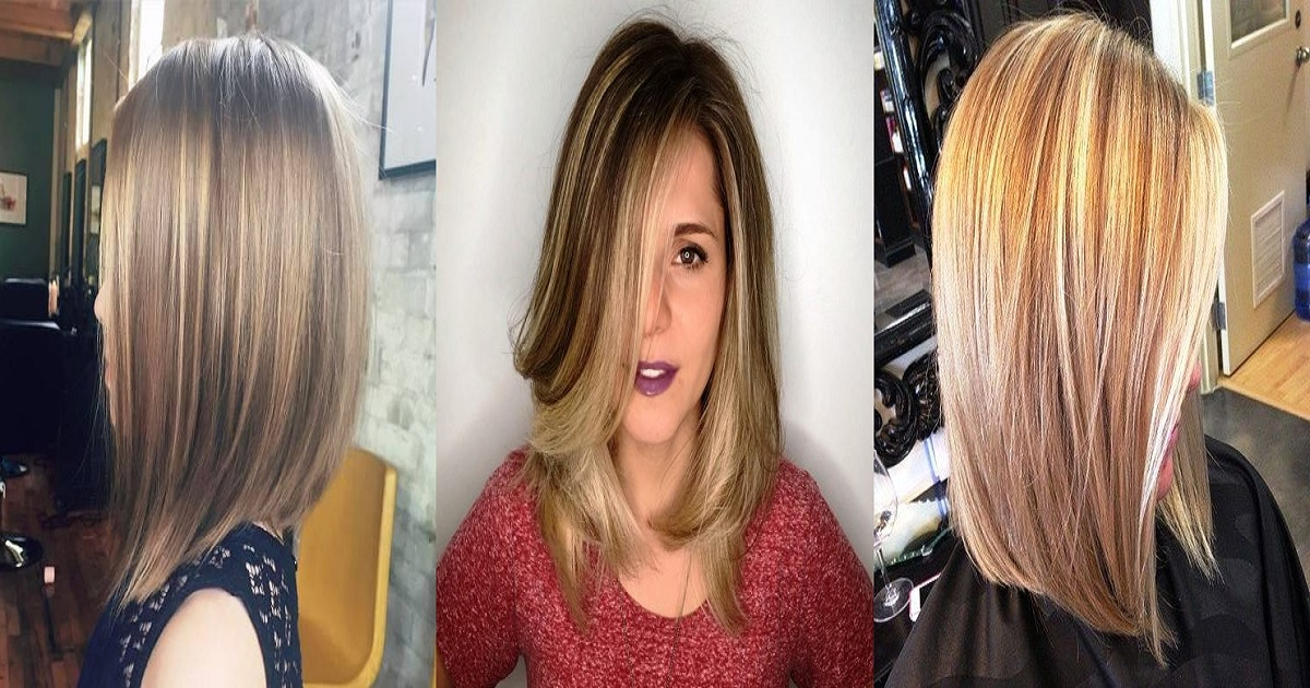 25 Gorgeous Medium Length Hairstyles For Women | Hairs (View 19 of 25)