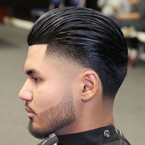 Featured Photo of Long Hairstyles With Slicked Back Top