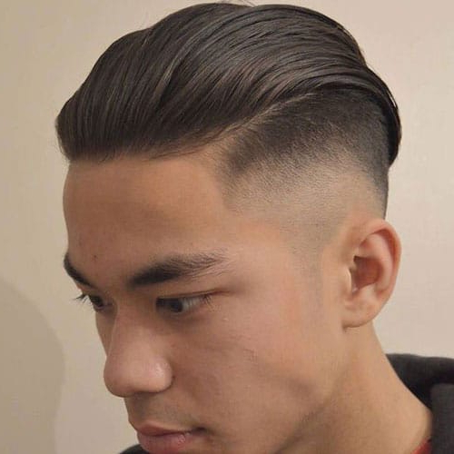 25 Slicked Back Hairstyles 2019 | Men's Haircuts + For Long Hairstyles With Slicked Back Top (View 3 of 25)
