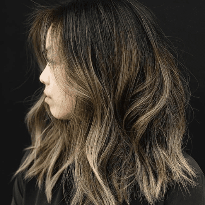 25 Stunning Examples Of Brown Ombré Hair In Black To Light Brown Ombre Waves Hairstyles (View 17 of 25)
