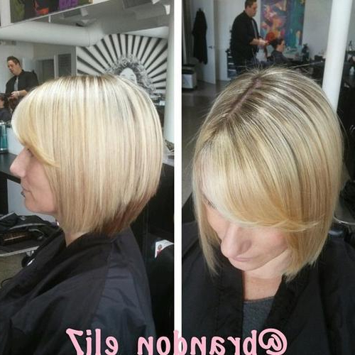 26 Amazing Bob Hairstyles That Look Great On Everyone – Bob Throughout Modern And Stylish Blonde Bob Haircuts (View 25 of 25)