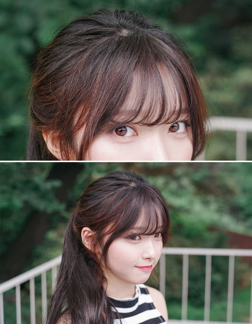 28+ Albums Of Asian Bangs Hairstyle | Explore Thousands Of Inside Wispy Bangs Asian Hairstyles (View 20 of 25)
