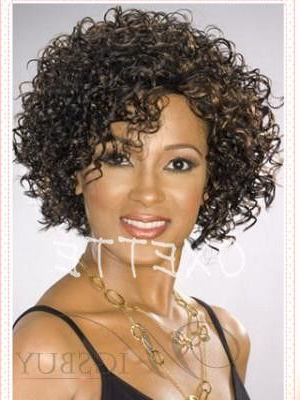 28+ Albums Of Tight Curly Hair Short | Explore Thousands Of Throughout Pixie Haircuts With Tight Curls (View 16 of 25)
