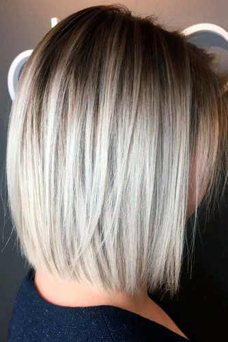 28 Chic And Trendy Styles For Modern Bob Haircuts For Fine Hair In Trendy And Sleek Bob Haircuts (View 11 of 25)