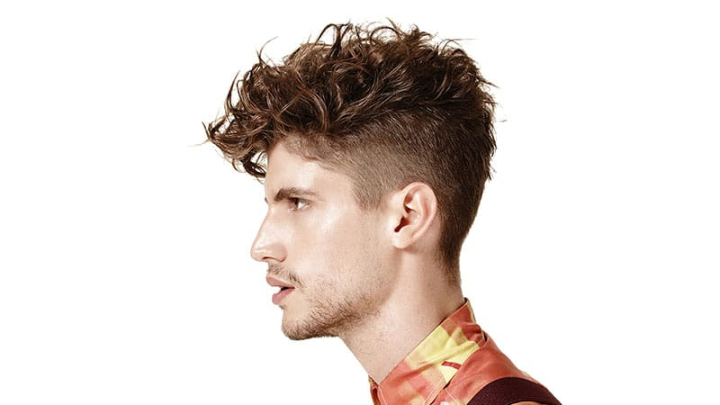 30 Awesome Mohawk Hairstyles For Men – The Trend Spotter Pertaining To Long Curled Mohawk Haircuts (View 12 of 25)
