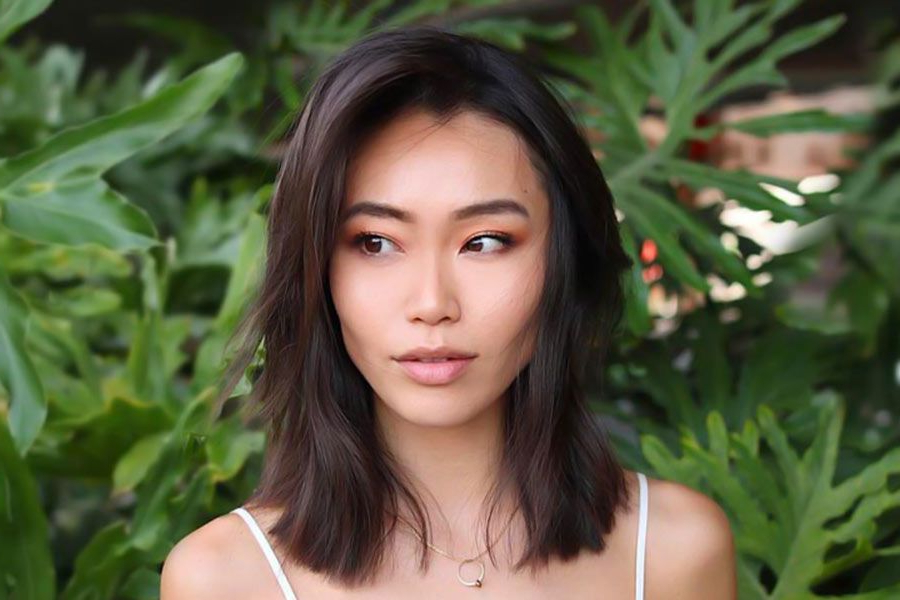 30 Iconic And Contemporary Asian Hairstyles To Try Out Now With Modern Shaggy Asian Hairstyles (View 11 of 25)