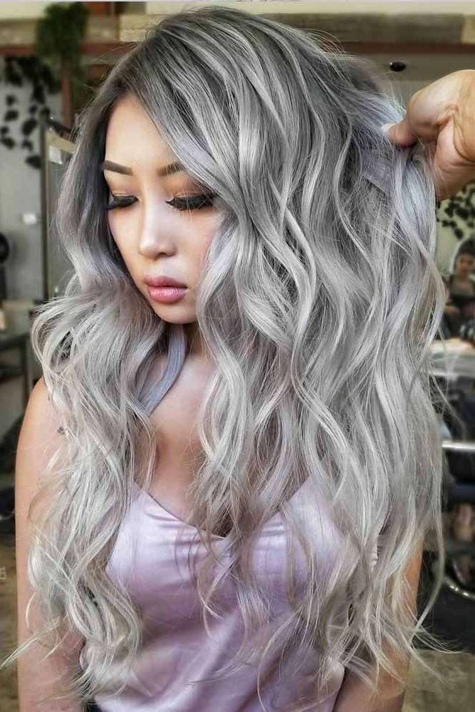 30 Iconic And Contemporary Asian Hairstyles To Try Out Now Within Cool Silver Asian Hairstyles (View 5 of 25)