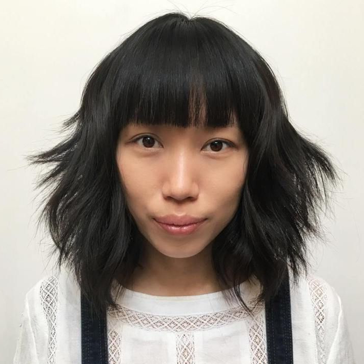 30 Modern Asian Hairstyles For Women And Girls | Hair And Pertaining To Modern Shaggy Asian Hairstyles (View 5 of 25)