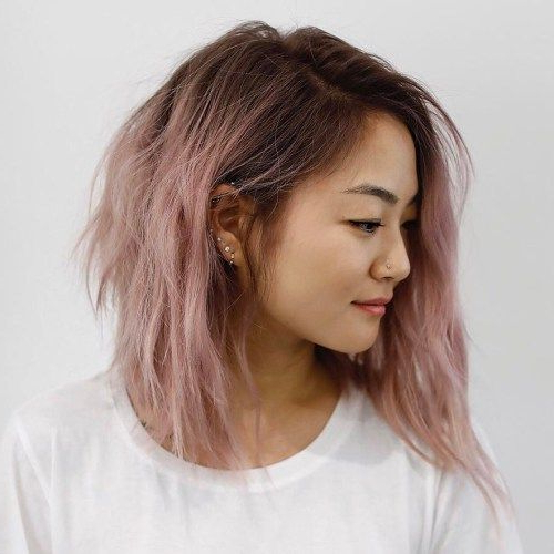30 Modern Asian Hairstyles For Women And Girls In 2019 Within Modern Shaggy Asian Hairstyles (View 4 of 25)